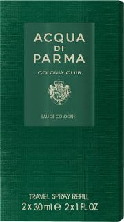 Colonia Club Travel Spray Refills