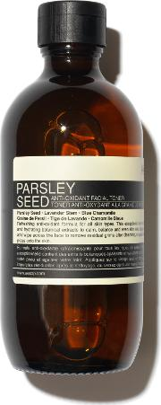 Parsley Seed Anti Oxidant Facial Toner 200ml