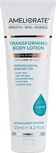 Transforming Body Lotion With A Hint Of Colour