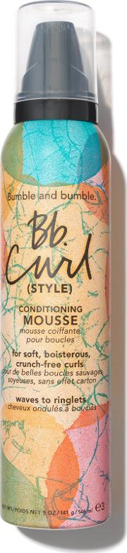 Curl Conditioning Mousse