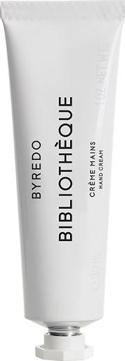 Bibliotheque Hand Cream Travel Size