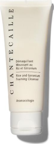 Rice And Geranium Foaming Cleanser