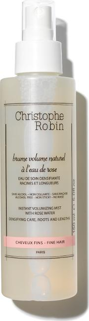 Instant Volumising Mist With Rose Water