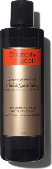 Regenerating Shampoo With Rare Prickly Pear Seed Oil