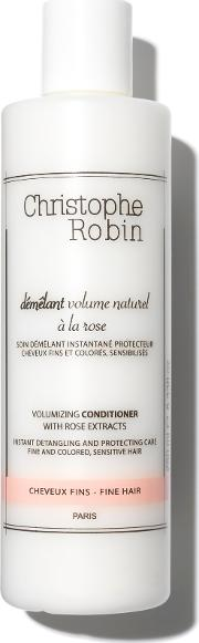 Volumising Conditioner With Rose Extracts