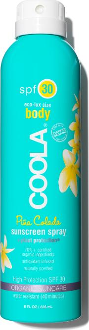 Eco Lux Spf 30 Pina Colada Sunscreen Spray