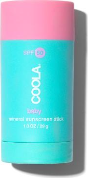 Spf50 Mineral Baby Sunscreen Stick
