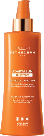 Adaptasun Sensitive Skin Body Lotion Strong Sun