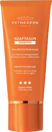 Adaptasun Sensitive Skin Face Cream Strong Sun