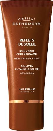 Sun Kissed Self Tanning Face Cream Intense Tan