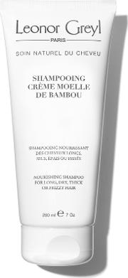 Shampooing Creme Moelle De Bambou Nourishing Shampoo For Long, Dry Hair