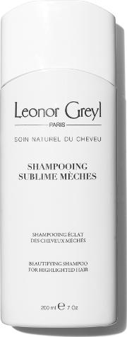Shampooing Sublime Meche For Highlighted Hair