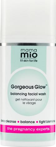 Gorgeous Glow Balancing Facial Wash