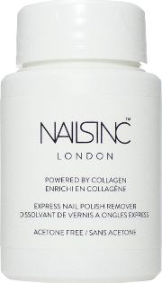 Nail Polish Express Remover Powered By Collagen