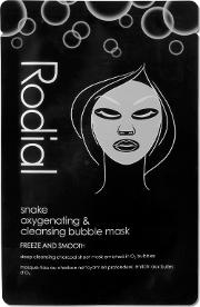 Snake Oxygenating & Cleansing Bubble Mask 8 Pack