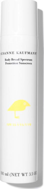 Body Broad Spectrum Protection Sunscreen Spf25