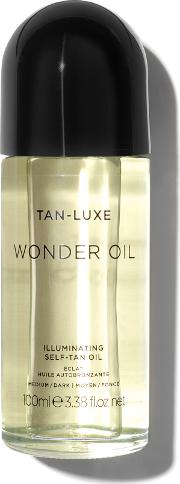 Tan Luxe Wonder Oil