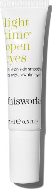 Light Time Open Eyes