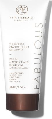 Self Tanning Gradual Lotion