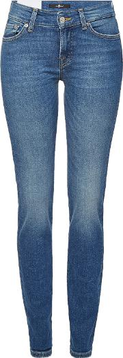 Mid Rise Roxanne Jeans