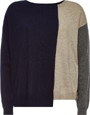 Hope Pullover With Wool And Cashmere