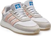 I 5923 Sneakers With Leather