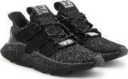 Prophere Sneakers With Leather And Mesh