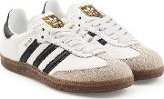 Samba Suede And Leather Sneakers