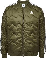 Sst Quilted Bomber Jacket