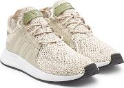 X Plr J Sneakers With Mesh