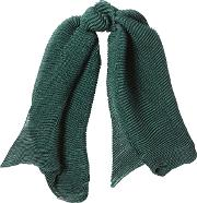 Cashmere Blend Scarf With Silk