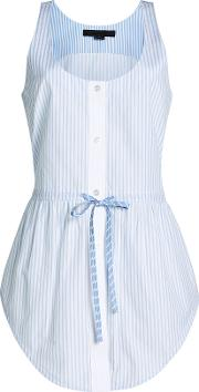 Cotton Top With Drawstring Tie