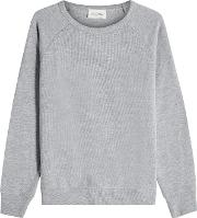 Sweatshirt With Cotton