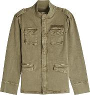 Cotton Army Jacket
