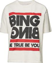 Cotton True To You Tee