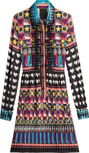 All You Need Is Love Shirtdress
