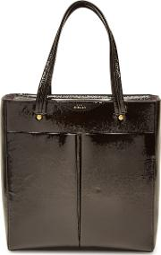 Nevis Leather Tote