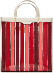 Patent Leather Tote