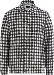 A.p.c. Checked Jacket