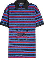 Homme Cotton Polo Shirt