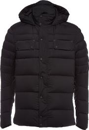 Atlas Quilted Down Jacket