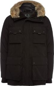 Trialmaster Expedition Down Parka With Fur Trimmed Hood