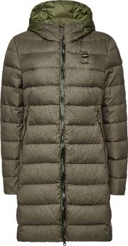 Impermeabile Quilted Down Coat