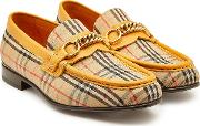 Moorley Leather Loafers