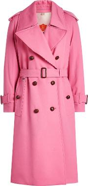 Regina Wool Trench Coat