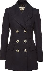 Tredegar Wool Coat