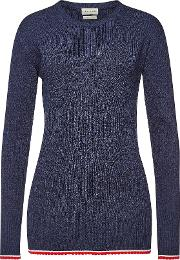 Annapi Pullover With Wool