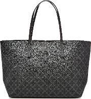 Grineeh Printed Faux Leather Tote