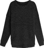 Pullover With Wool And Kid Mohair