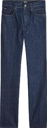 Cotton Slim Jeans